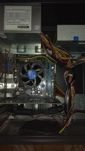 computador com i5, gtx 1050ti 4gb e 8gb ram