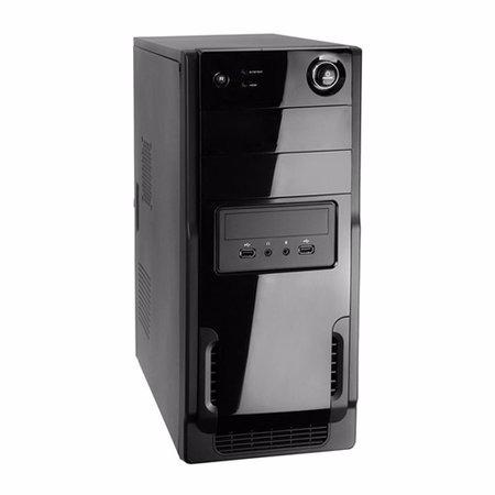 computador com intel celeron d1800m, 4gb ddr3, hd 500gb