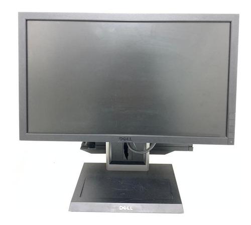 computador com monitor usado dell ram 8gb ssd 120gb barato!
