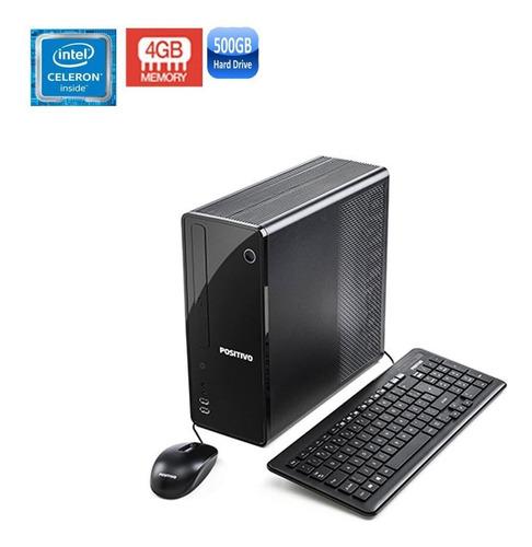 computador complet positivo stilo ds3011 celeron 4gb hd500gb