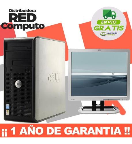 computador completo core 2 duo ram 2gb+hd160+lcd17+wifi