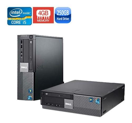 computador completo dell 980 sff core i5 4gb hd250gb + wi-fi