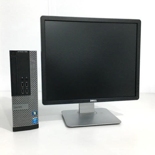 computador completo dell i5 + monitor led dell 19  garantia