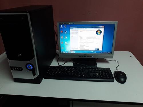 computador completo dual core e5200