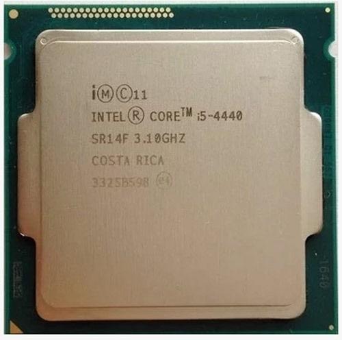 computador completo h81m-h + i5 4440 + 8gb de ram ddr3