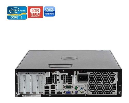 computador completo hp 8200 sff core i5 4gb hd 500gb + wi-fi