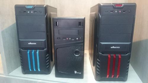computador completo para cyber oficina hogar estudiantes