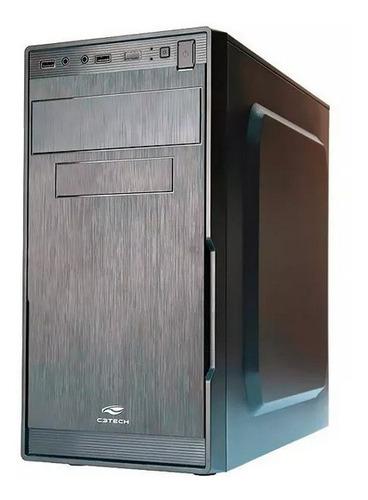 computador core i3 + 4gb memória + hd 250gb + fonte 200w