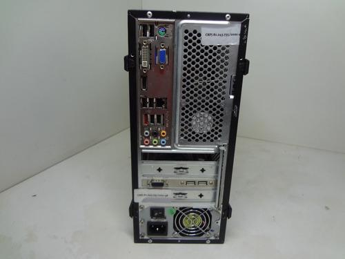 computador core i5 4gb ddr3  ssd120gb windows 10 garantia!!!