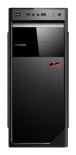 computador corporate core i3 8100 8º ger 3.60ghz 6mb cache mem 4gb ddr4 2133mhz ssd 240gb monitor led 19'' tec e mouse