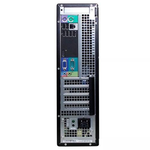 computador cpu dell optiplex 790 i3- 2120 3.3 4gb 320hd