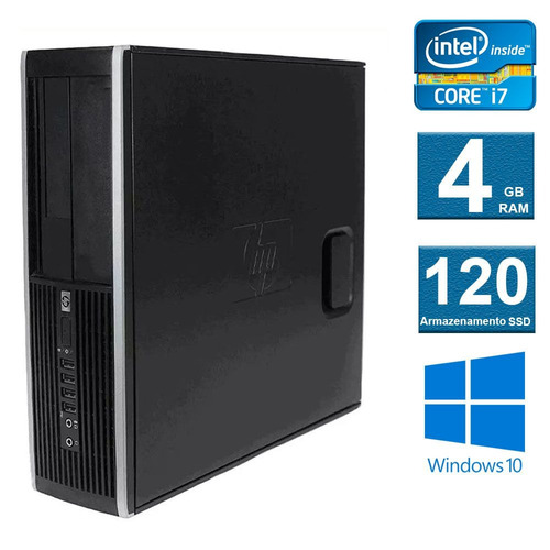 computador cpu desktop hp elite 8300 i7 4gb 120ssd