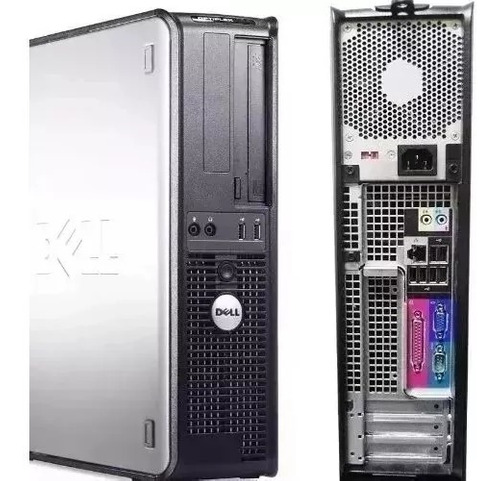 computador cpu desktop pc barato 4gb ram 80gb hd - usado