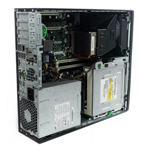 computador cpu hp 8100 i5 ram 4gb hd 320gb