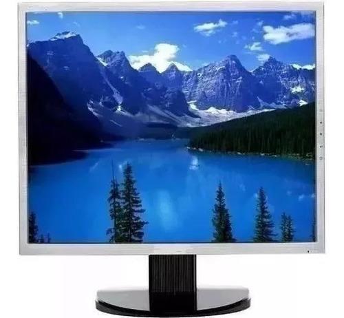 computador cpu hp 8200 i5 8gb 120 de ssd + monitor 17