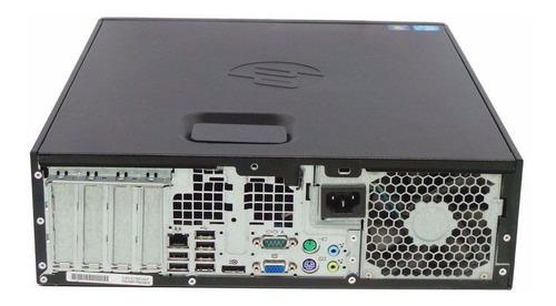 computador cpu hp elite intel core i5 6gb garantia sem hd