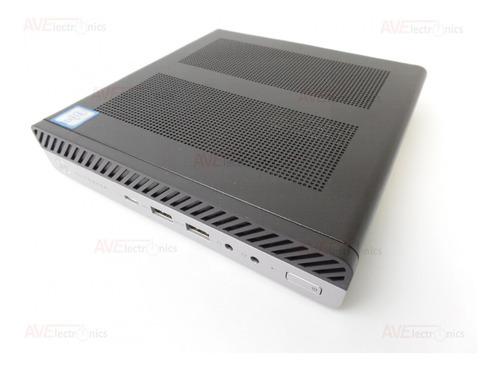 computador cpu hp elitedesk 800g3 i5 7ger 4gb 256ssd - novo