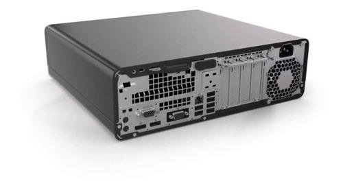 computador cpu hp elitedesk  i5 6ger 4gb 500gb - promoção