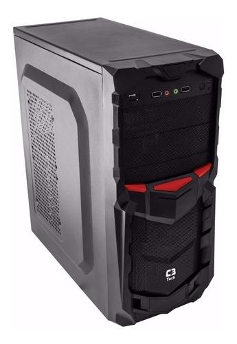 computador cpu i3 2100 3,10ghz 4gb ddr3 hd 320gb+wi fi