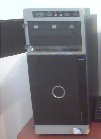 computador cpu procesador i3 4gb ram 250gb disco duro.