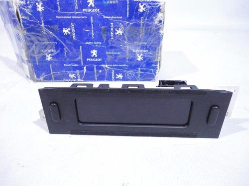 computador de bordo - relógio digital - peugeot 607