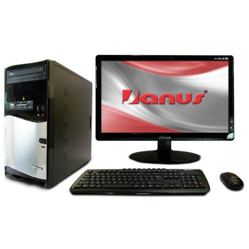 computador de escritorio doble nucleo 1000 gigas 4 gigas - l