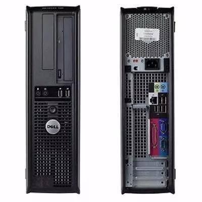 computador de mesa desktop cpu barato usado pc 4gb ram 250gb hd - garantia 6 meses