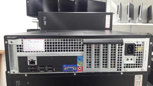 computador dell 3010 core i3 3220 4gb ddr3 hd 250gb.