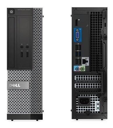 computador dell 3020 i5 4 geração + monitor lcd 17