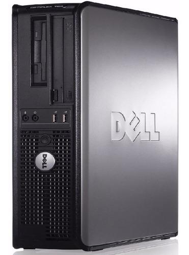 computador dell 320 - 2gb - 320 hd + wifi + monitor 17  dell