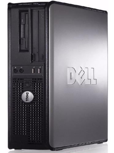 computador dell 330 - 4gb - 500 hd + wifi + monitor 17  dell