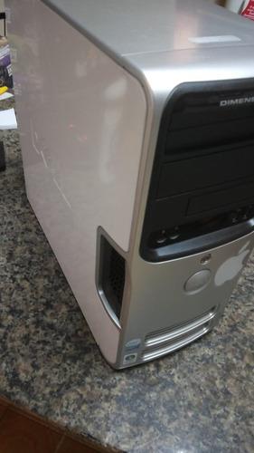 computador dell dimension e520 core2duo 320gb 3gb - ok