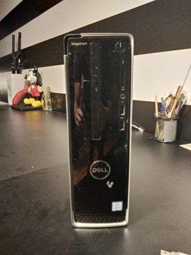 computador dell i3 + 8gb de ram + monitor 22 full hd