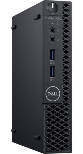 computador dell mini 3060m i5 8gb ssd 240gb win10pro hdmi