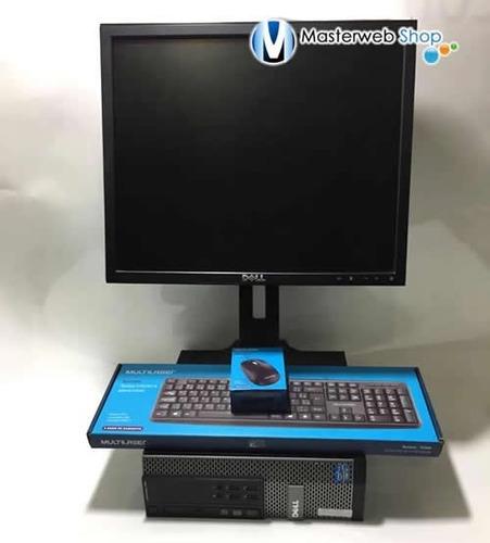 computador dell optiplex 7010 i5 4gb 500hd monitor 17