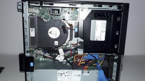 computador dell optiplex 7010 pentium g2030 4gb ddr3 hd250gb