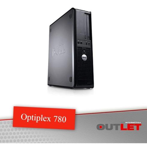 computador dell optiplex 780 core2duo ddr3 serial