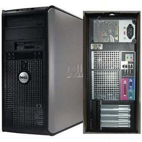 Computador Dell Optiplex 780 Tower Core2duo Ddr3 Hd 160 Gb