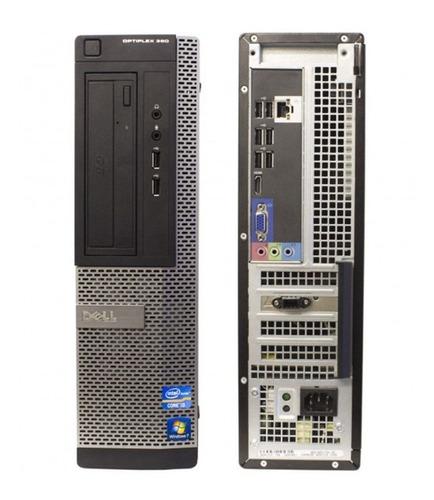 computador dell optiplex 790 core i5  4gb ram hd 500gb wifi