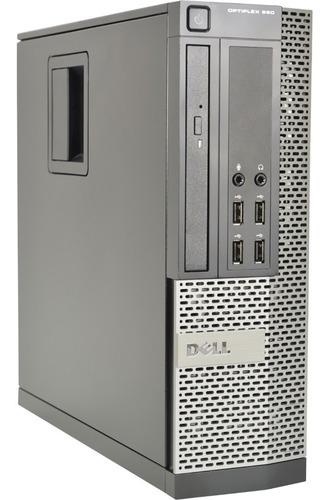 computador dell optiplex 990 cpu i7 3.4ghz 8gb ram 2tb disco
