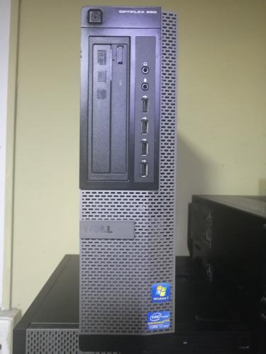 computador dell optiplex 990 sin disco duro