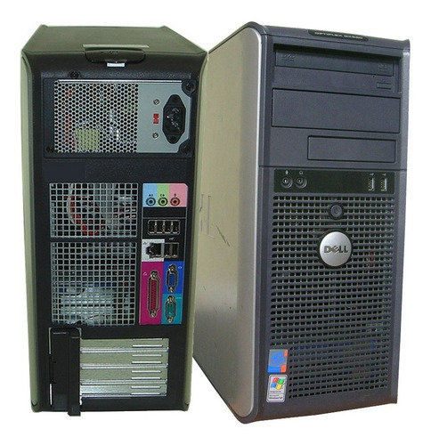 computador dell optiplex gx 330 - com windows 7