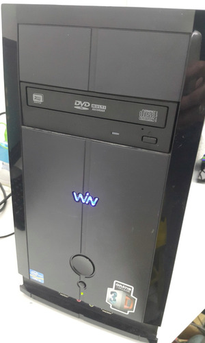 computador desktop cce e365 core i3 6gb 500gb