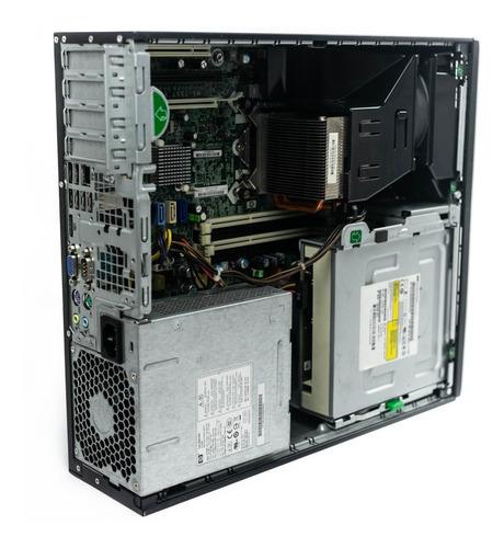 computador desktop cpu hp elite 8100 i5 ram 4gb hd 500gb