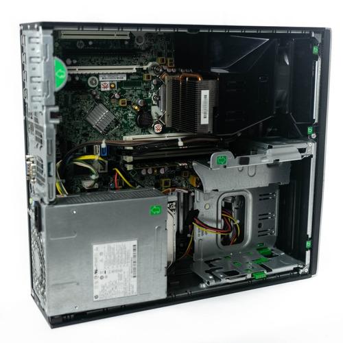 computador desktop cpu hp elite 8200 i5 ram 4gb ssd 240gb