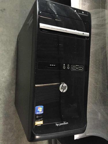 computador desktop hp pavilion amd a4