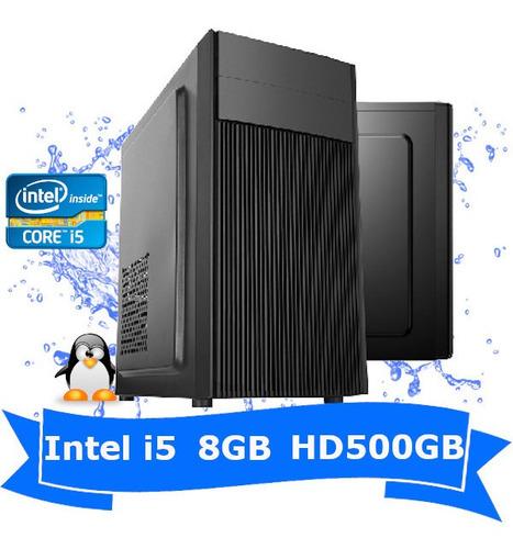 computador desktop i5 2400 8gb hd 500gb intel® smart cache