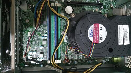 computador desktop lenovo thinkcentre m920s sff i7-8700 16gb