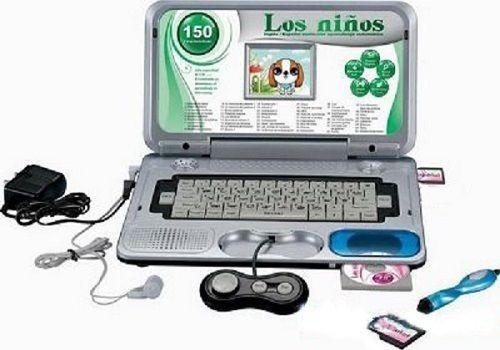 bd842e9d7d Computador Didáctico Juguete Niños Bilingue A Color Joystick - $ 170.000 en Mercado  Libre