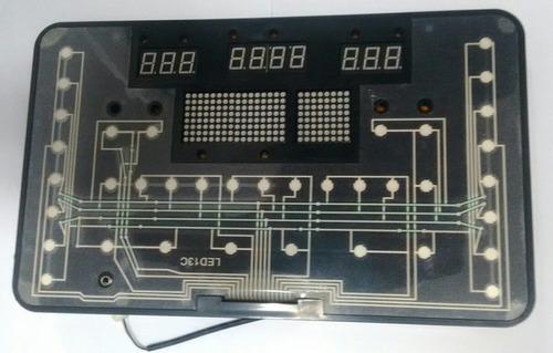 computador do painel esteira t4.5 reebok